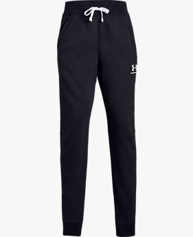 Pantalon de jogging UA EU Cotton Fleece pour garçon